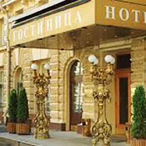 Гостиницы Сокольского