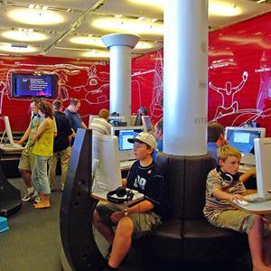 Интернет-кафе Сокольского