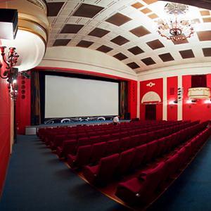 Кинотеатры Сокольского