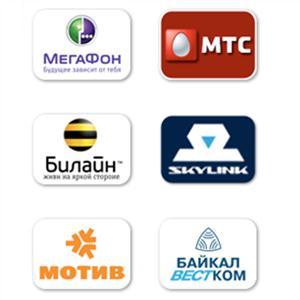 Операторы сотовой связи Сокольского