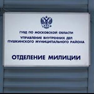 Отделения полиции Сокольского