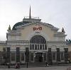 Железнодорожные вокзалы в Сокольском