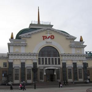 Железнодорожные вокзалы Сокольского